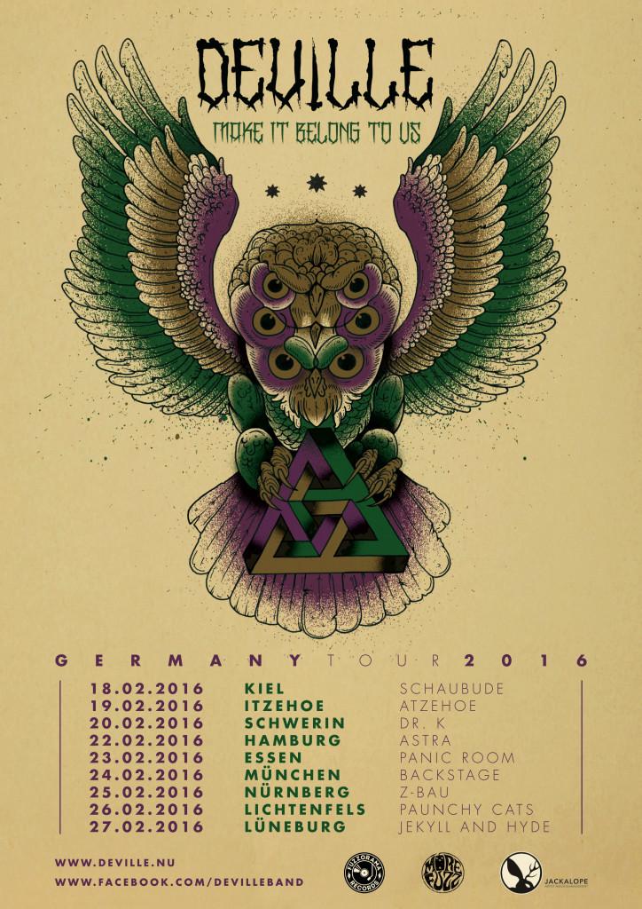 Deville_Tour_Poster_Tourdaten